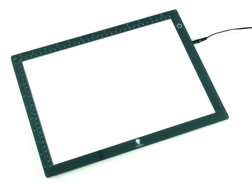 Daylight A4 Wafer 1 LED Light Box E35040